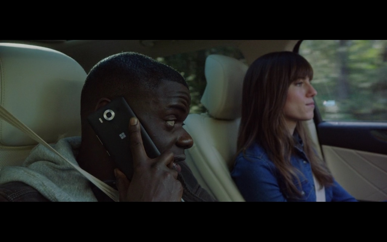 Microsoft Lumia Phone – Get Out (2017) Movie Product Placement