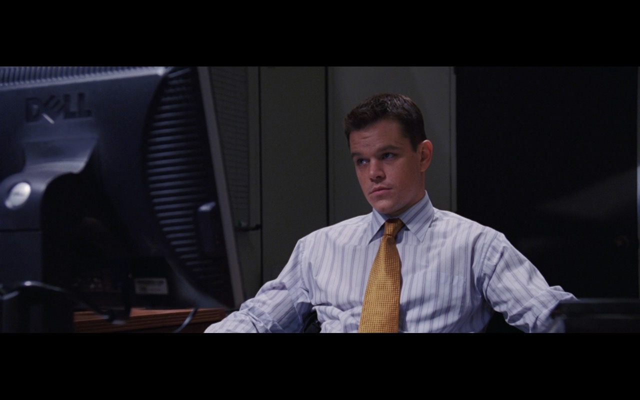 Dell Monitors - THE DEPARTED (2006) - Movie Product Placement