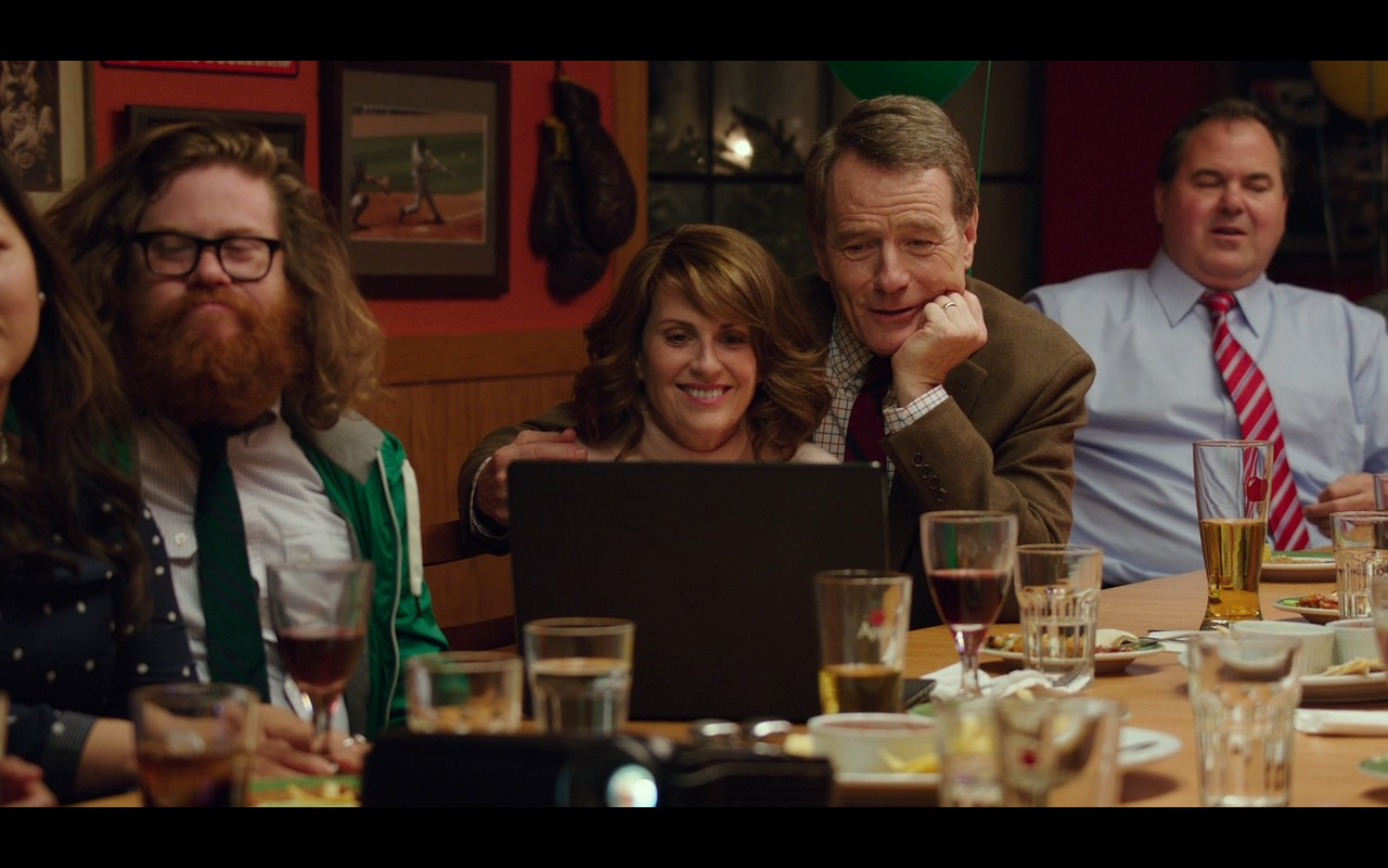 Dell Notebooks – Why Him? (2016) - Movie Product Placement