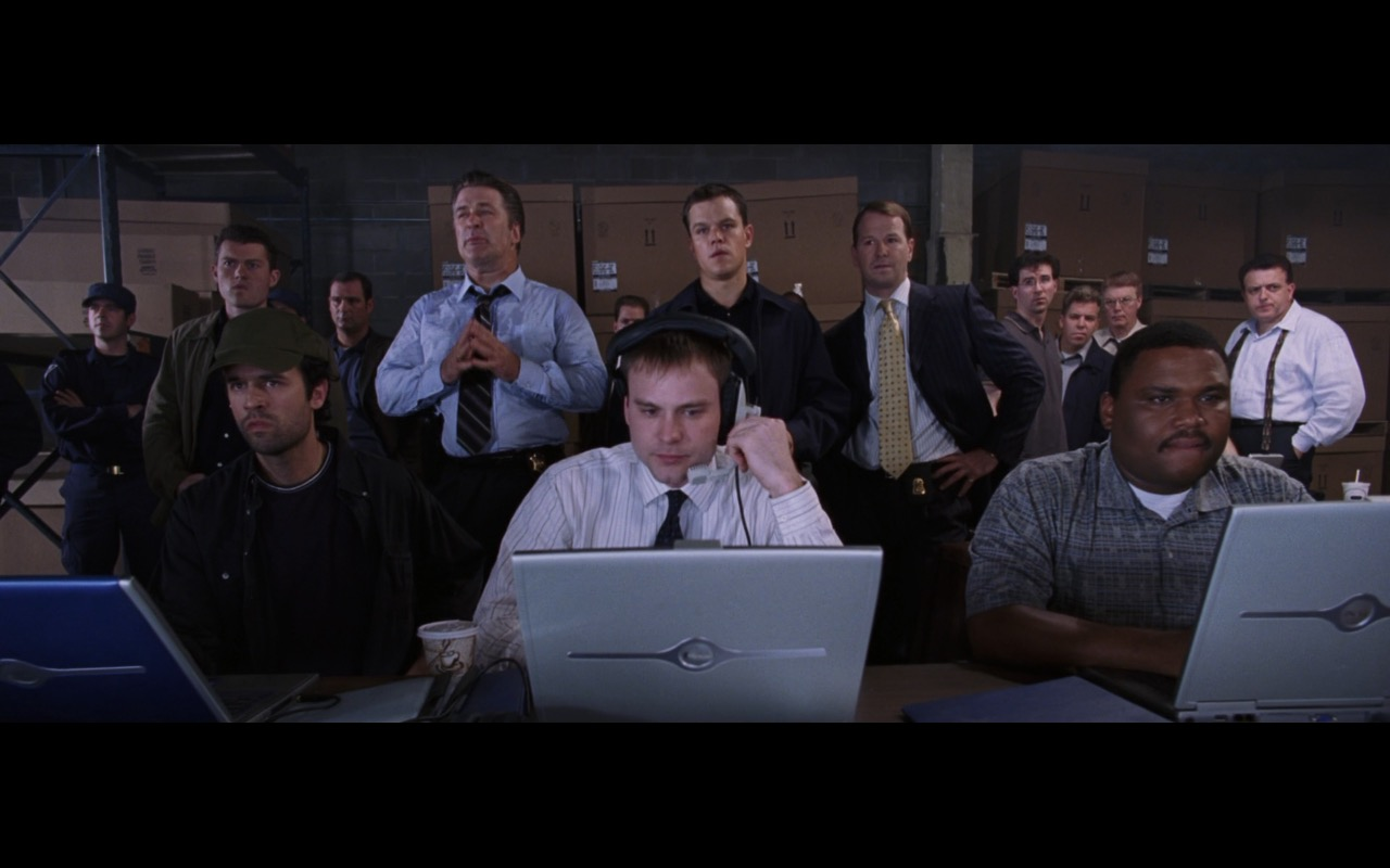 Dell Notebooks - THE DEPARTED (2006) Movie Product Placement