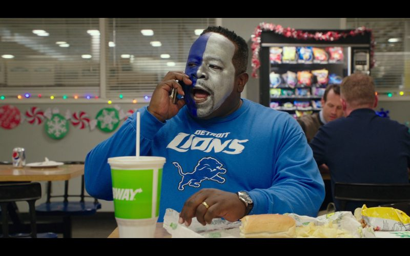 Detroit Lions and Subway – Why Him (1)