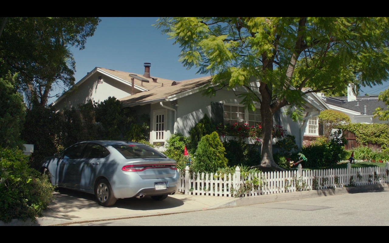 Dodge Dart Car – Why Him? (2016) - Movie Product Placement