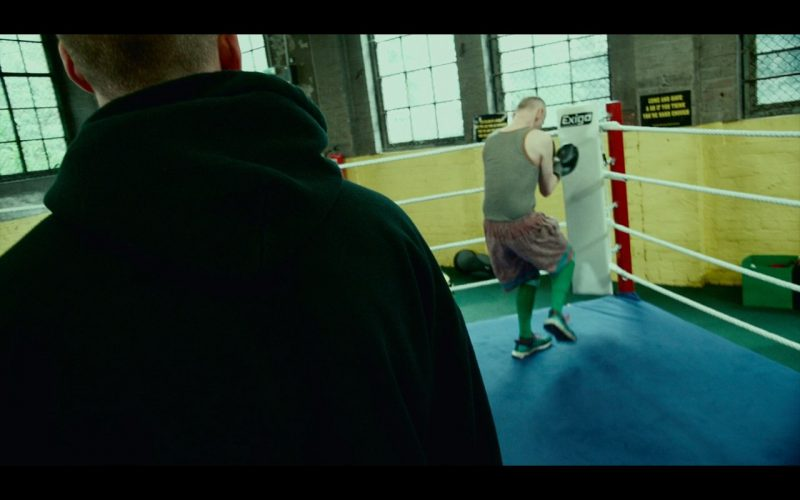 Exigo Boxing Equipment – T2 Trainspotting (2017) Movie Product Placement