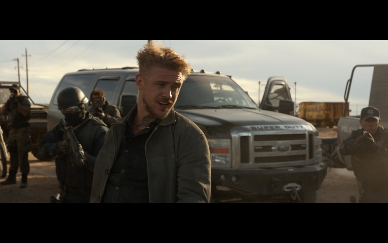 Ford Super Duty Truck – Logan (2017) Movie Product Placement