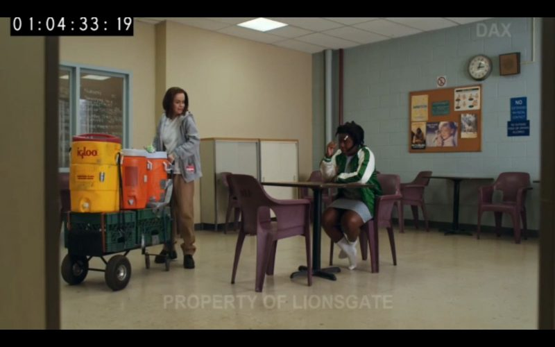 IGLOO - Orange Is the New Black - TV Show Product Placement