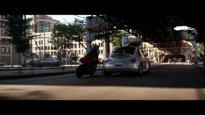 MV Agusta M4 motorcycle driven by Christian Bale in The Dark Knight (2008) Movie Product Placement