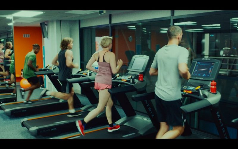 Matrix Fitness Equipment And Treadmills – T2 Trainspotting (2017) Movie Product Placement