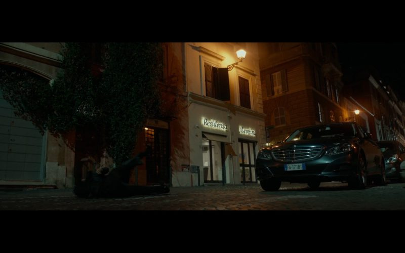 Mercedes-Benz E-Class – John Wick: Chapter 2 (2017) Movie Product Placement