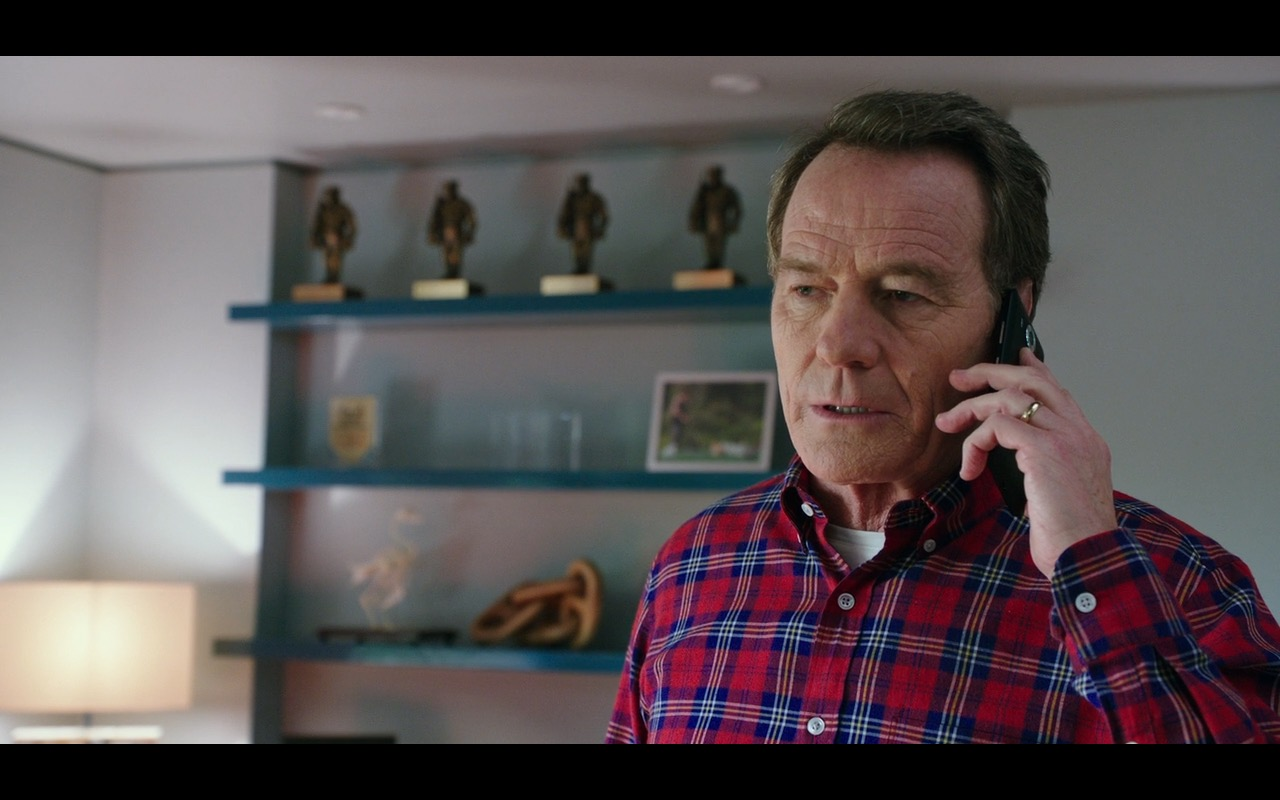 Microsoft Lumia Phone – Why Him? (2016) Movie Product Placement