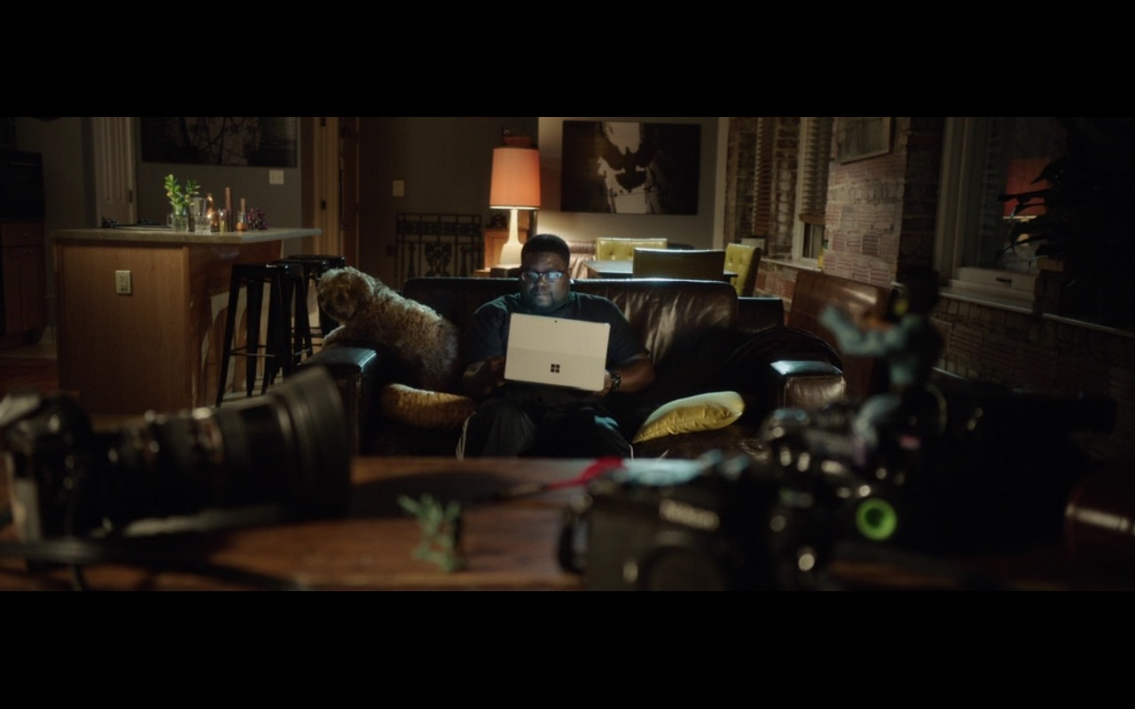 Microsoft Surface – Get Out (2017) Movie Product Placement