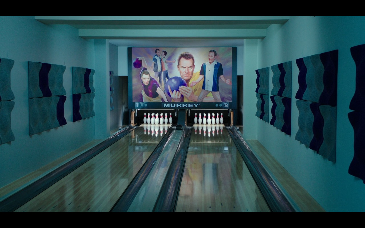 Murrey International - Bowling Equipment Manufacturers – Why Him? (2016) Movie Product Placement