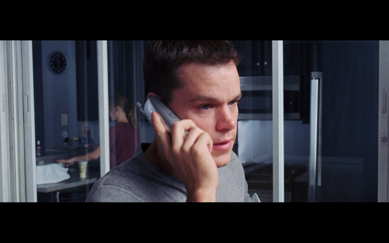 Panasonic telephone - THE DEPARTED (2006) Movie Product Placement