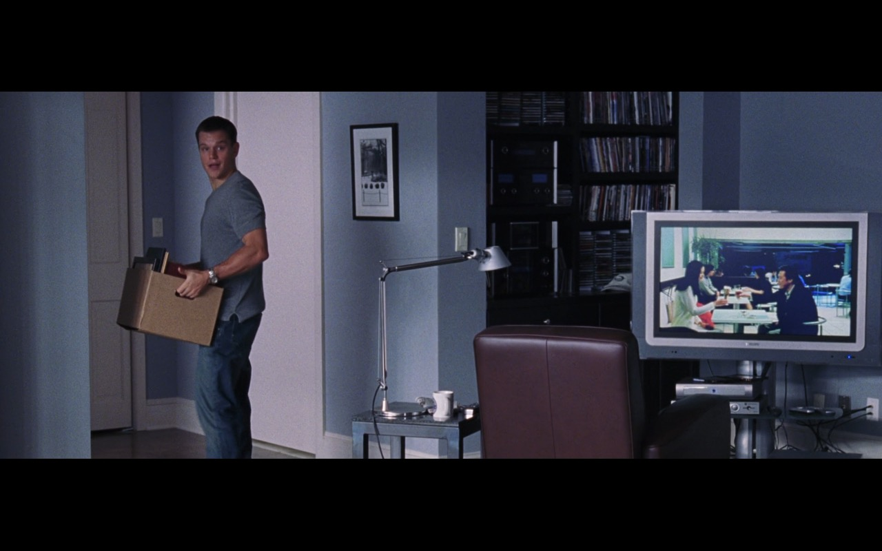 Philips TV - THE DEPARTED (2006) Movie Product Placement