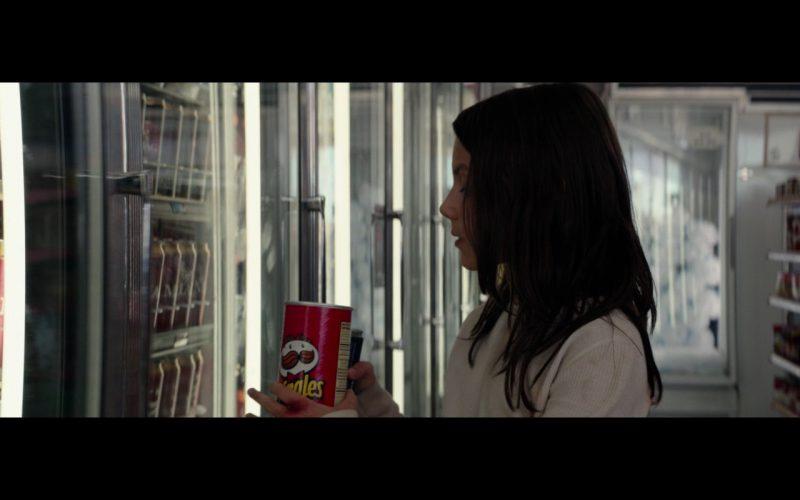 Pringles Potato Chips – Logan (2017) Movie Product Placement