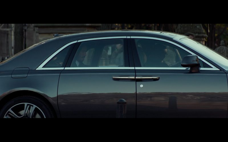 Rolls-Royce Ghost – John Wick: Chapter 2 (2017) Movie Product Placement
