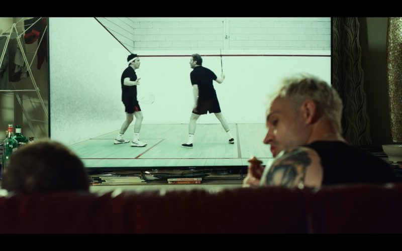SONY TV – T2 Trainspotting (2017) Movie Product Placement