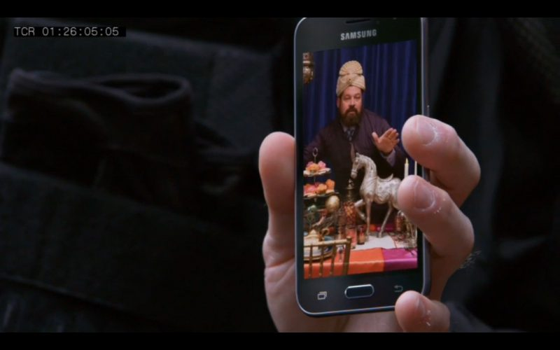 Samsung Smartphone - Orange Is the New Black (2017) TV Show Product Placement