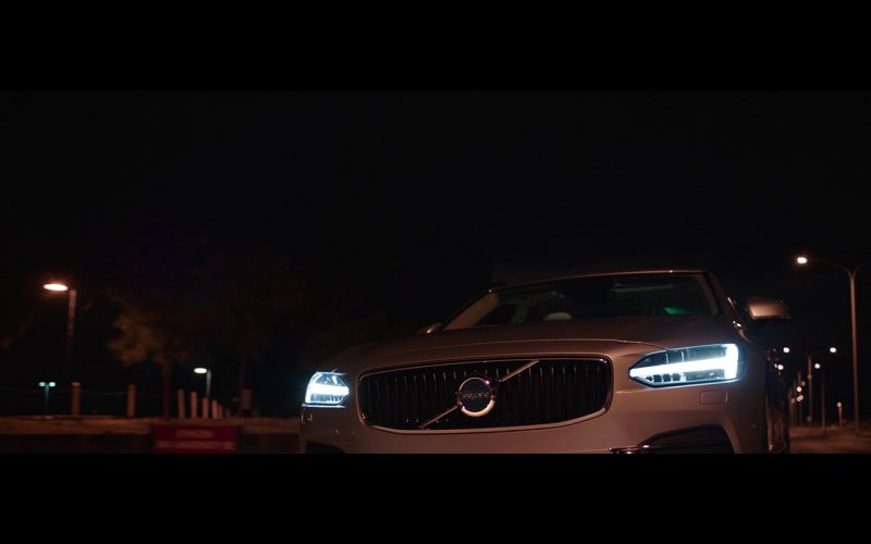 VOLVO S90 Car – The Space Between Us 2017 (1)