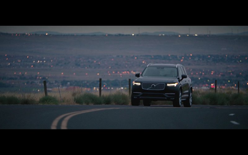 VOLVO XC90 Car – The Space Between Us (2017) Movie Product Placement