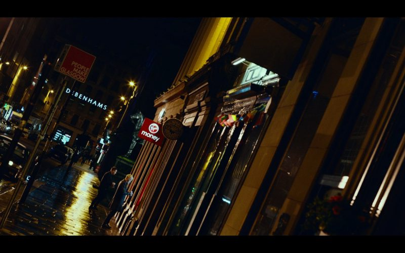 Virgin Money – T2 Trainspotting (2017) Movie Product Placement