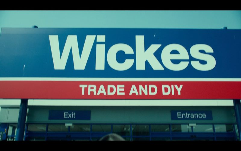 Wickes – T2 Trainspotting (2017) Movie Product Placement