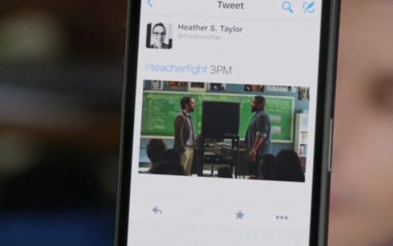 AT&T And Twitter App – Fist Fight (2017)