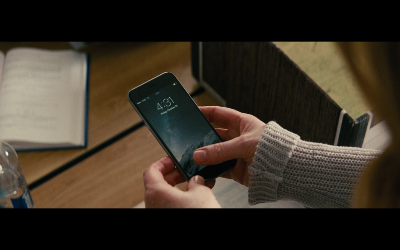 AT&T and Apple iPhone - Gifted (2017) Movie Product Placement