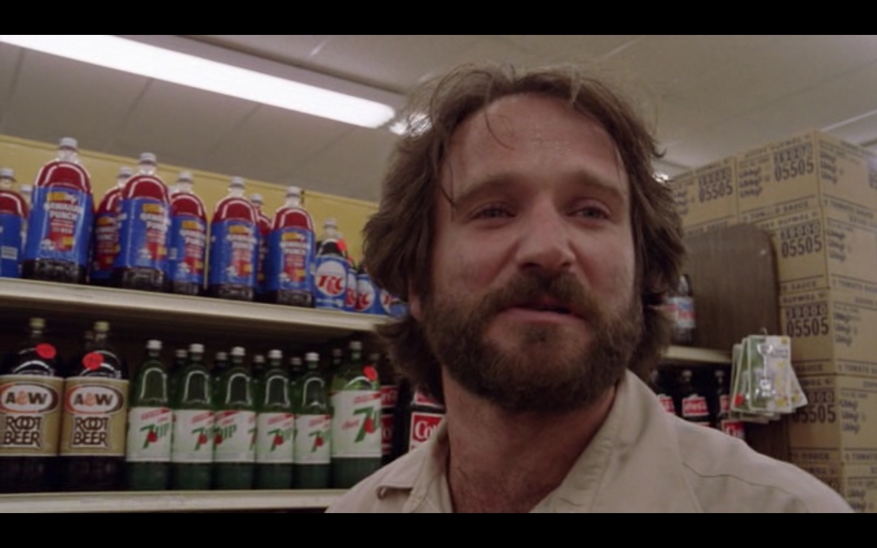 A&W Root Beer, RC Cola, 7Up & Coca-Cola - Moscow on the Hudson (1984) Movie Product Placement