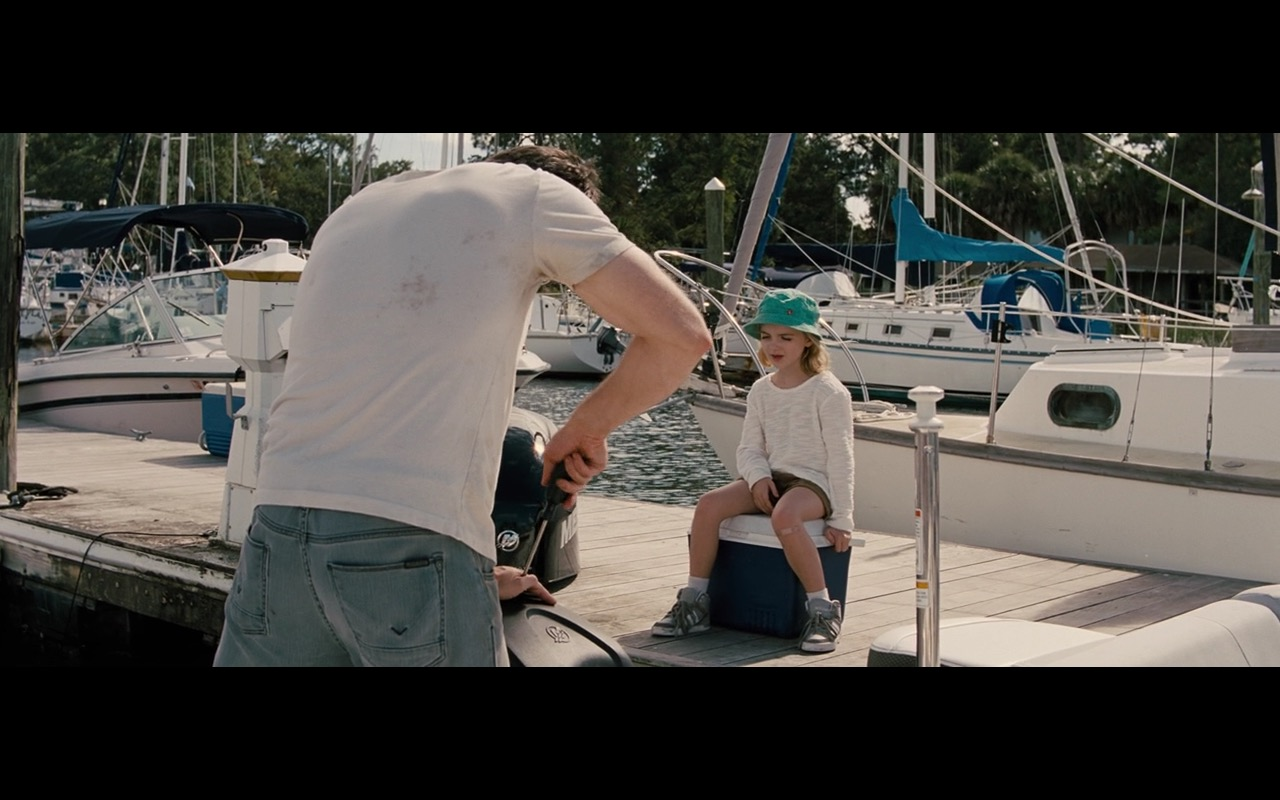 Adidas Shoes For Girls - Gifted (2017) Movie Product Placement