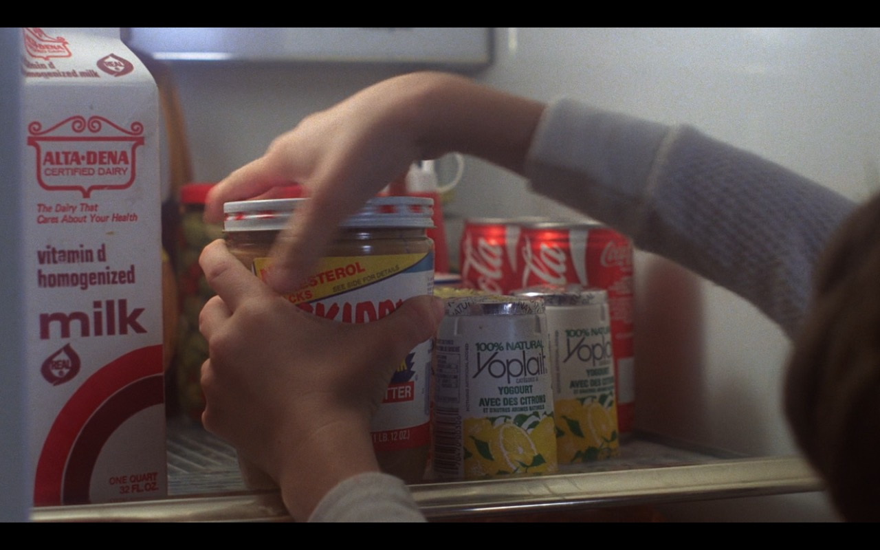 Alta Dena Dairy, Yoplait, Skippy & Coca-Cola – E.T. the Extra-Terrestrial (1982) Movie Product Placement