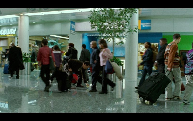 American Express – The Terminal (2004)