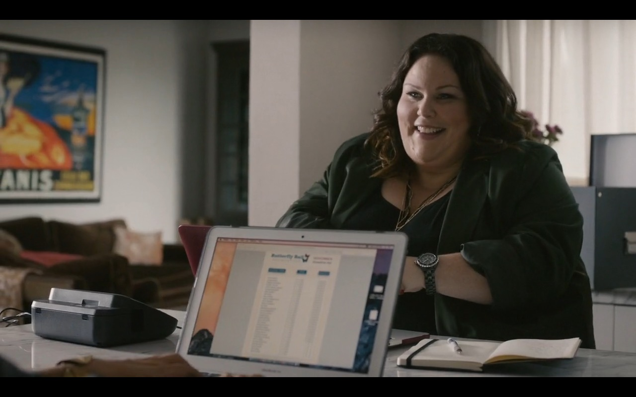 Apple MacBook Pro And MacBook Air - This Is Us TV Show Product Placement