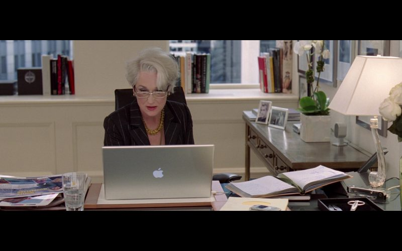 Apple PowerBook G4 – The Devil Wears Prada (2006)