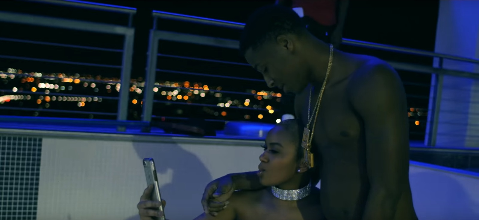 Apple iPhone - YoungBoy Never Broke Again - Untouchable Official Music Video Product Placement