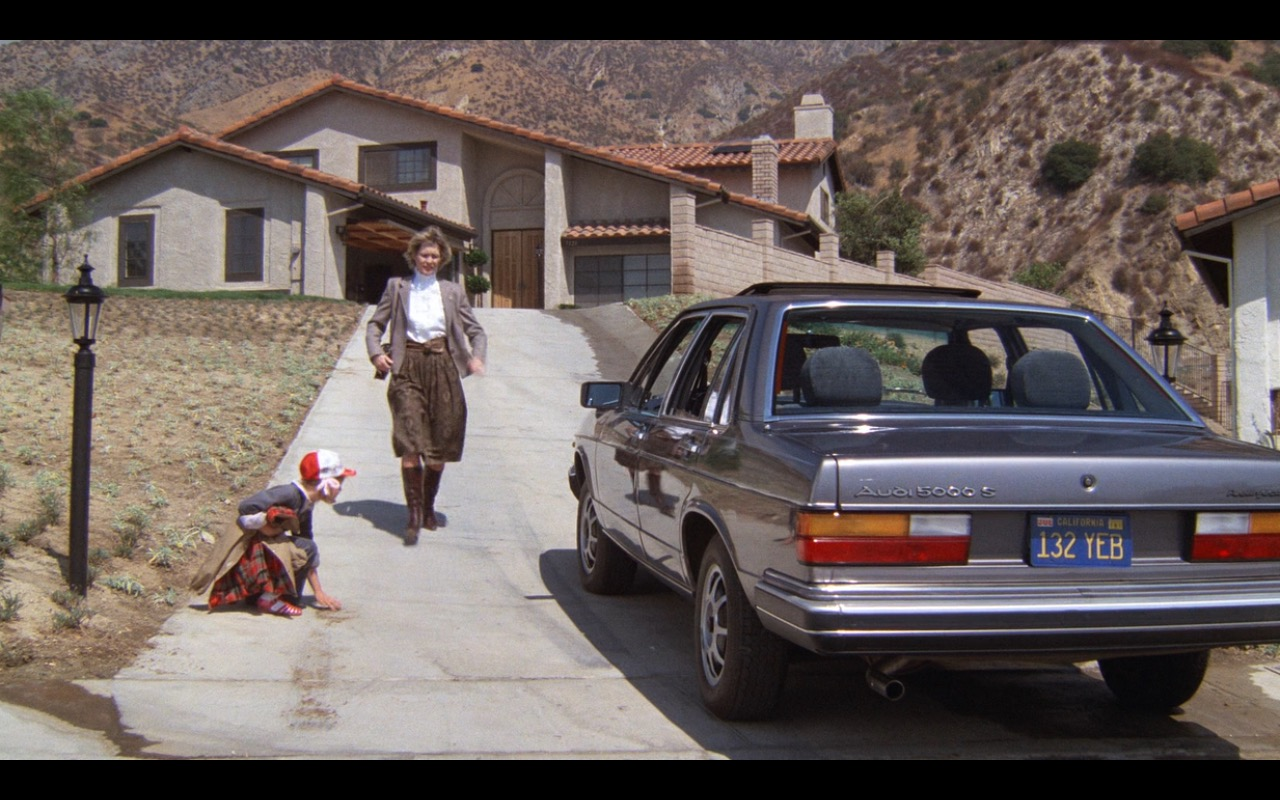 Audi 5000 - E.T. the Extra-Terrestrial (1982) Movie Product Placement