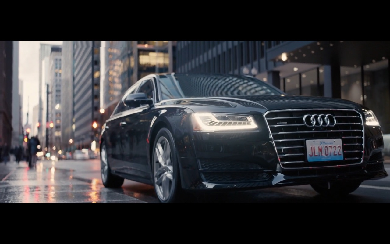 Audi Car – Office Christmas Party (2016) Movie Product Placement