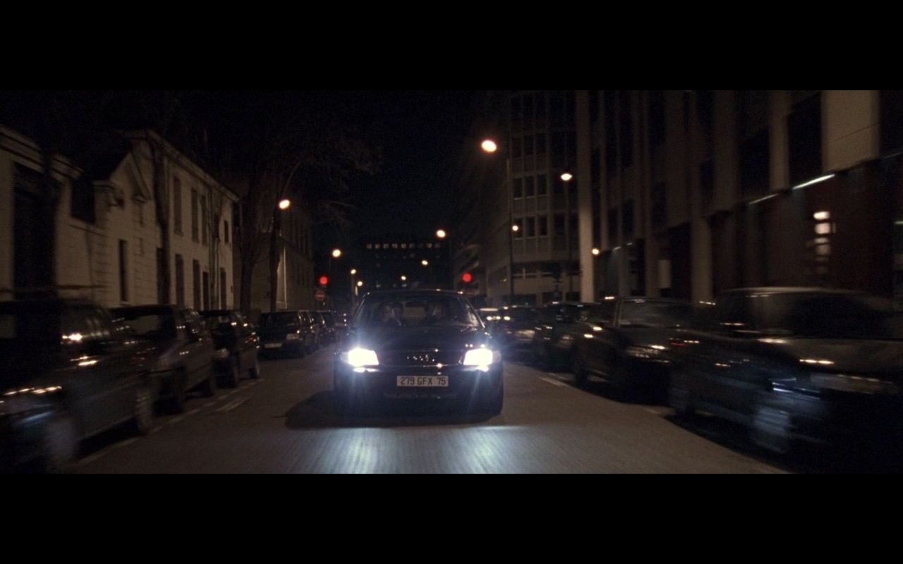 Audi S8 (D2) Car - Ronin (1998) Movie Product Placement