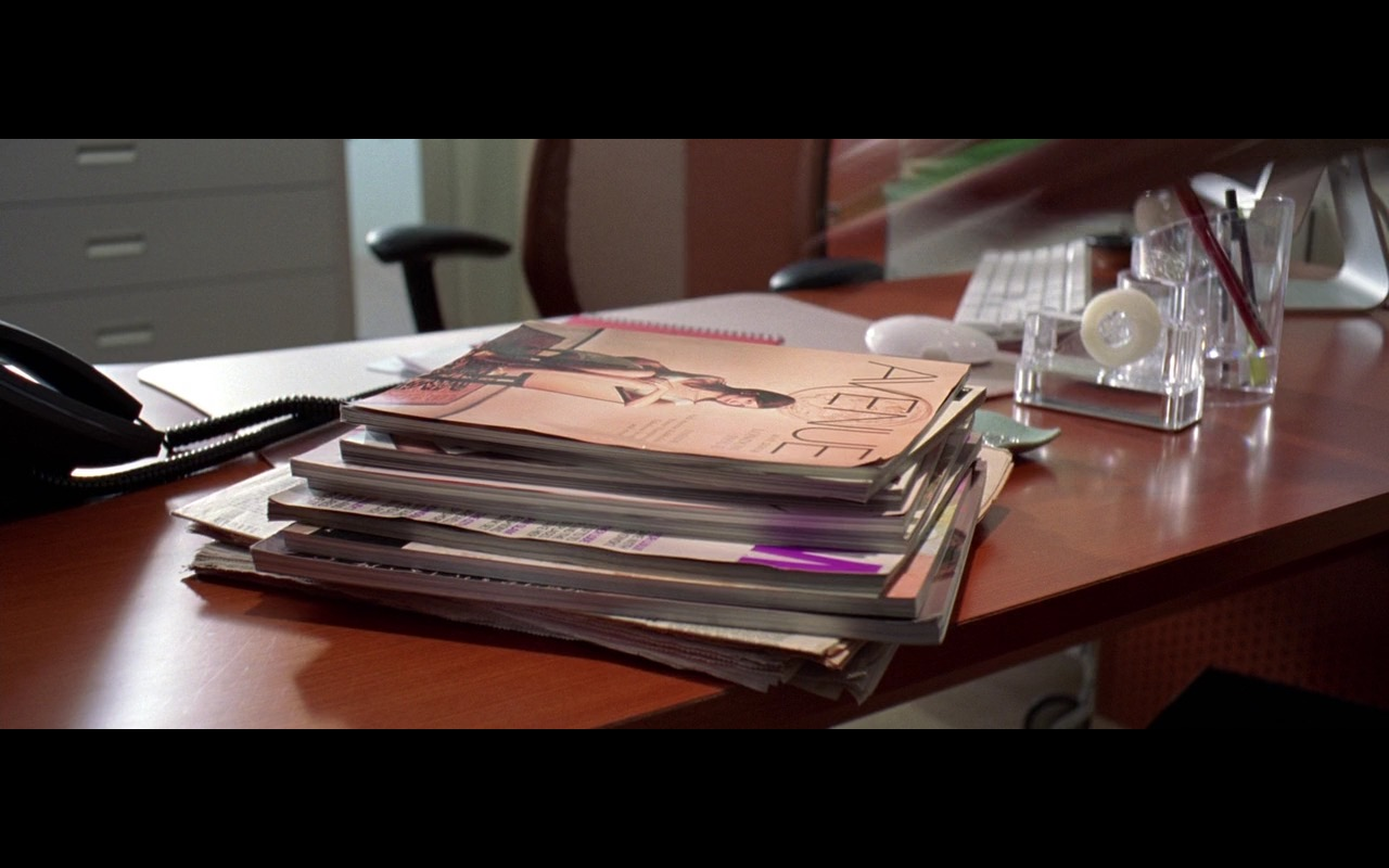 Avenue Magazine - The Devil Wears Prada (2006) Movie Product Placement