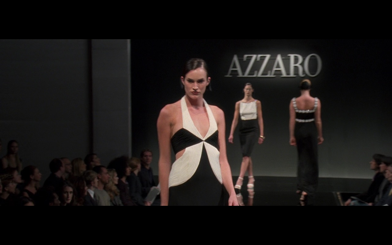 Azzaro Dresses - The Devil Wears Prada (2006) - Movie Product Placement