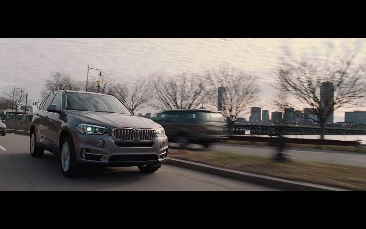 BMW X5 Luxury Crossover - Gifted (2017) Movie Product Placement
