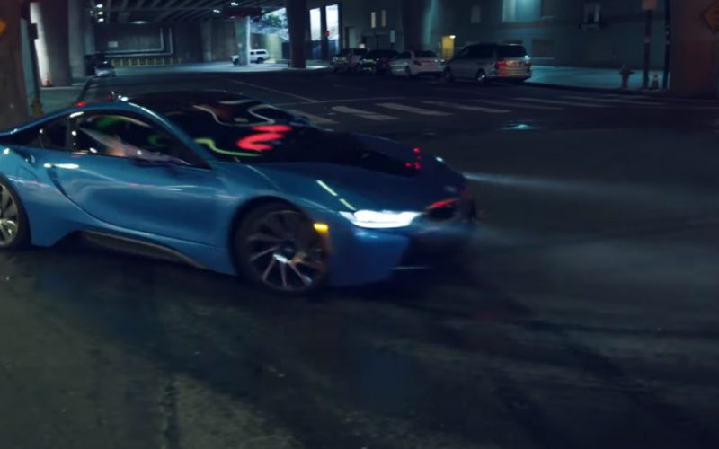 BMW i8 Car – Kendrick Lamar – LOYALTY. ft. Rihanna (1)