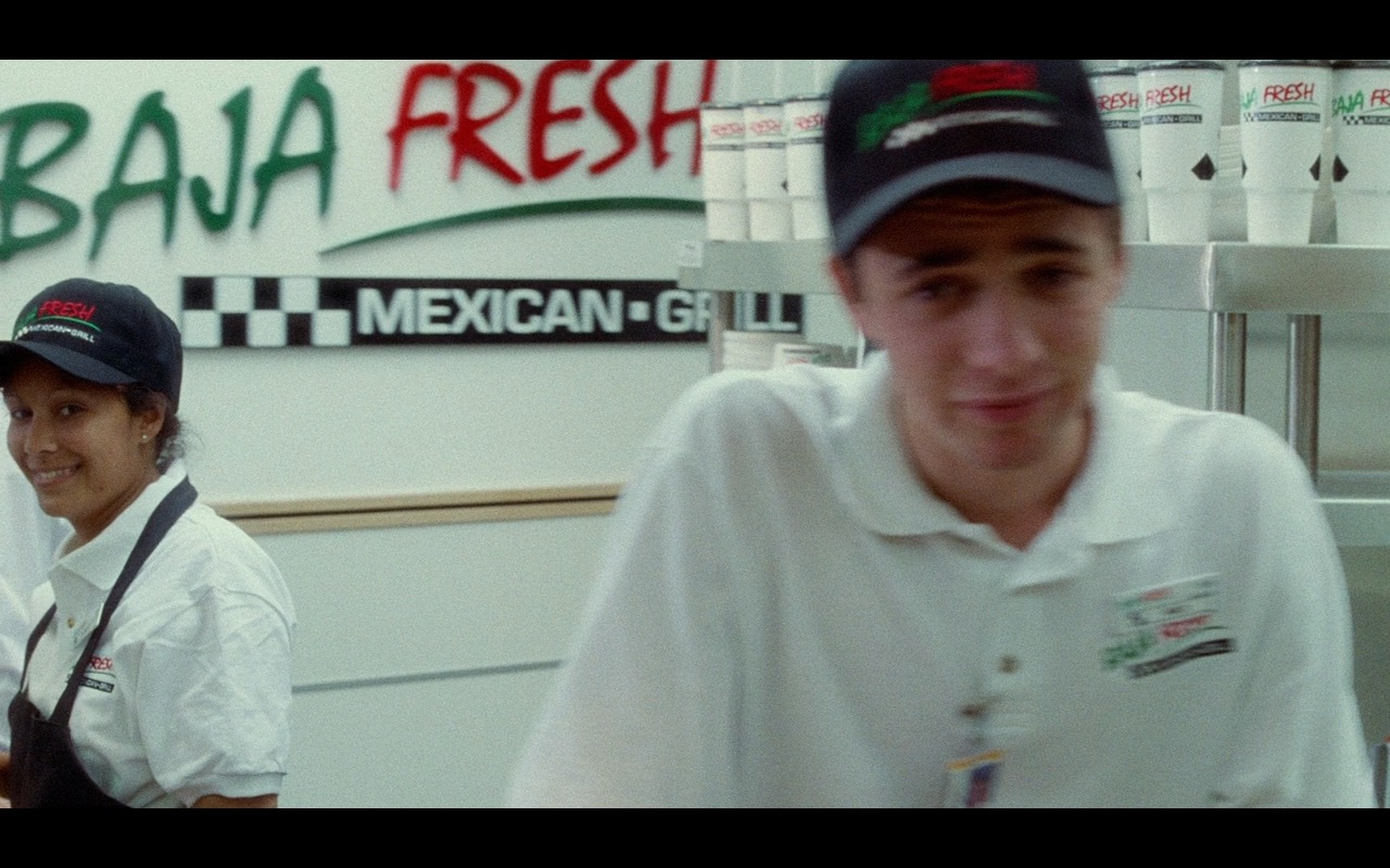 Baja Fresh - The Terminal (2004) Movie Product Placement