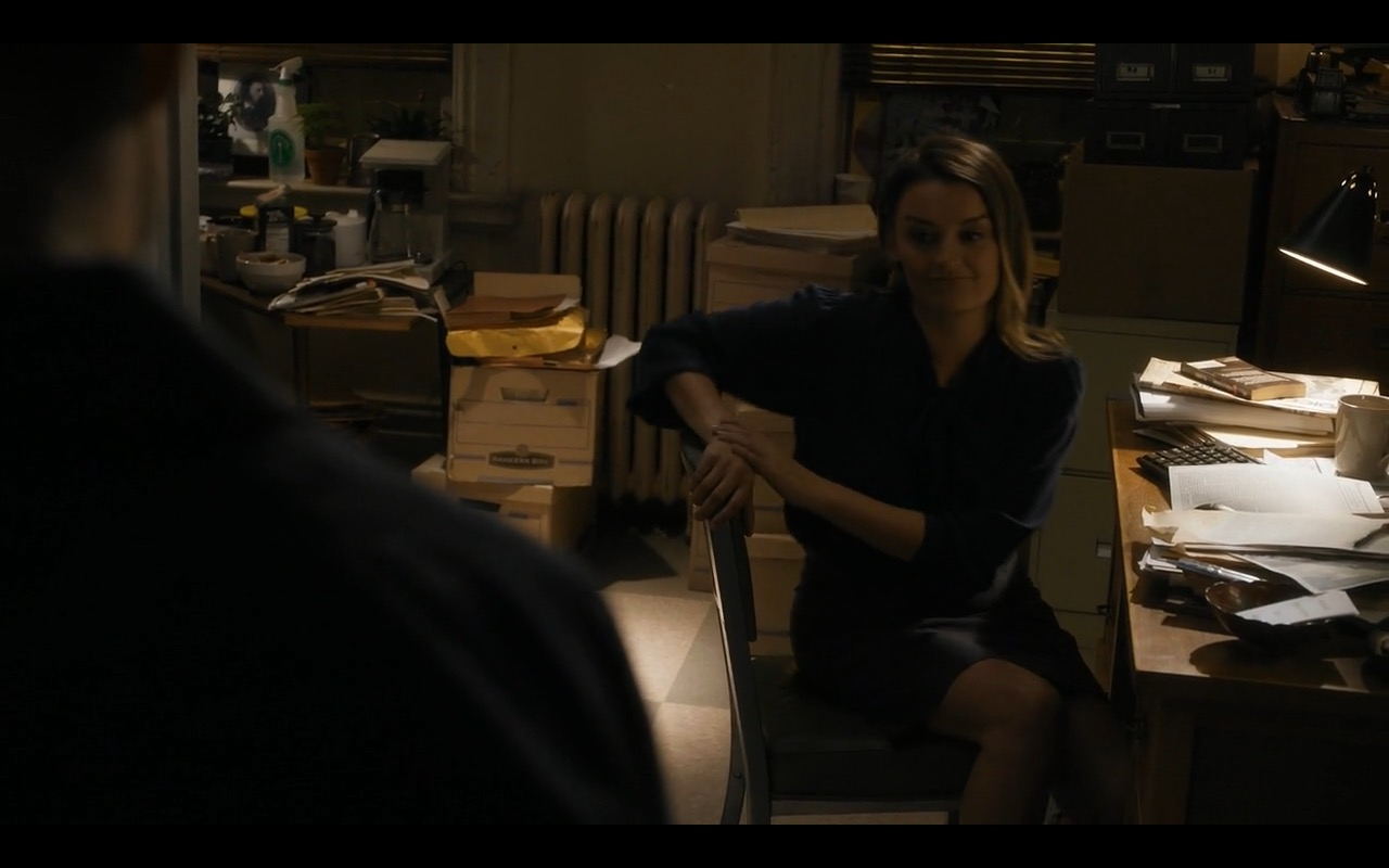 Bankers Box - Sneaky Pete TV Show Product Placement