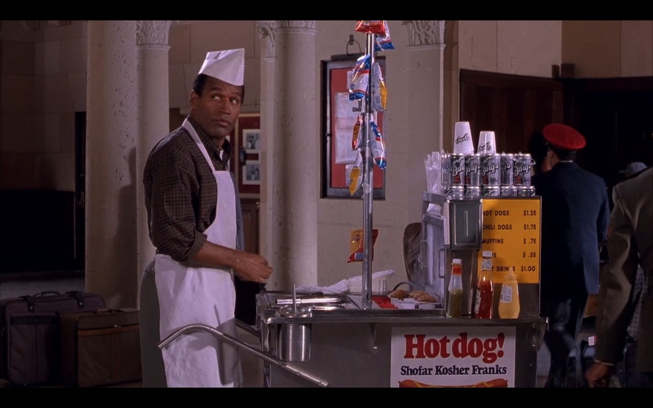 Barq's Beer - Naked Gun 33 1/3: The Final Insult (1994) Movie Product Placement