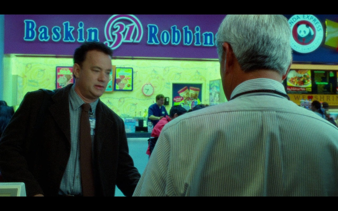 Baskin-Robbins & Panda Express – The Terminal (2004) Movie Product Placement
