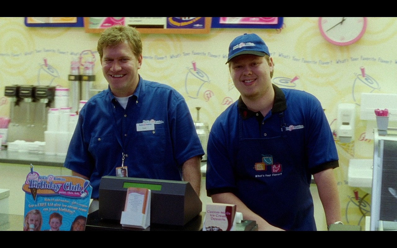 Baskin-Robbins - The Terminal (2004) Movie Product Placement
