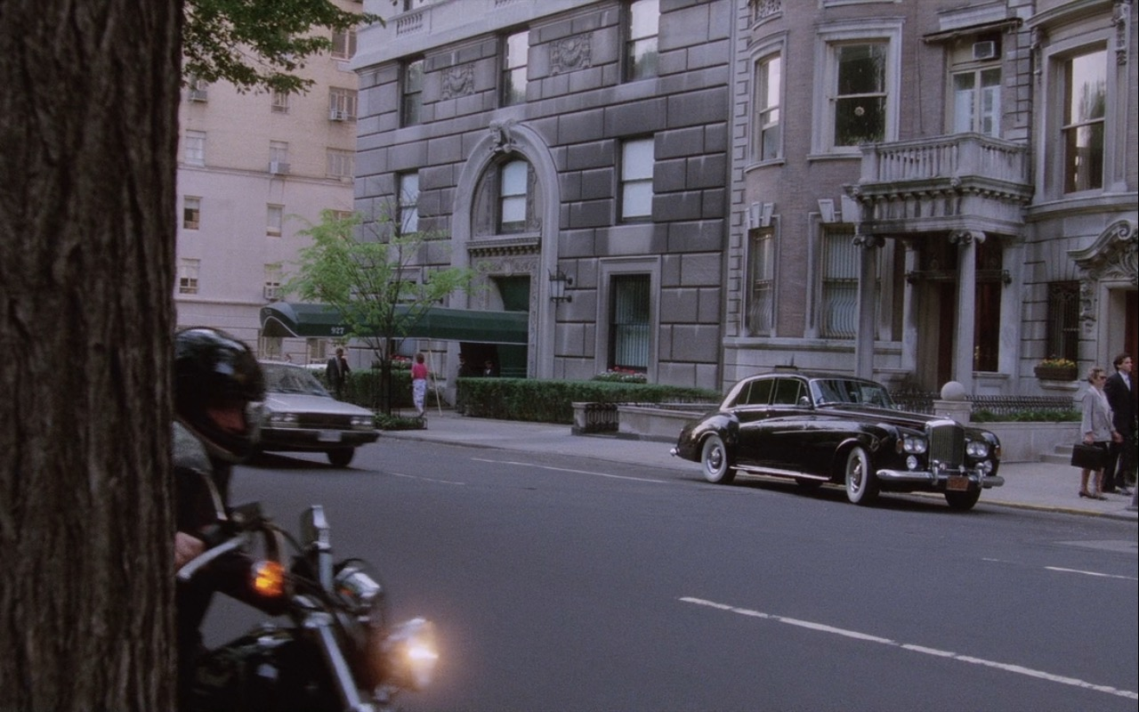 Bentley S3 – Wall Street (1987) Movie Product Placement