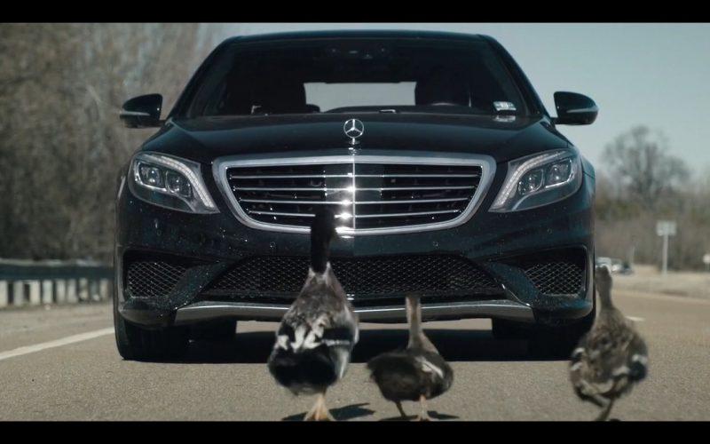 Black Mercedes-Benz AMG S63 Sedan – This Is Us (1)