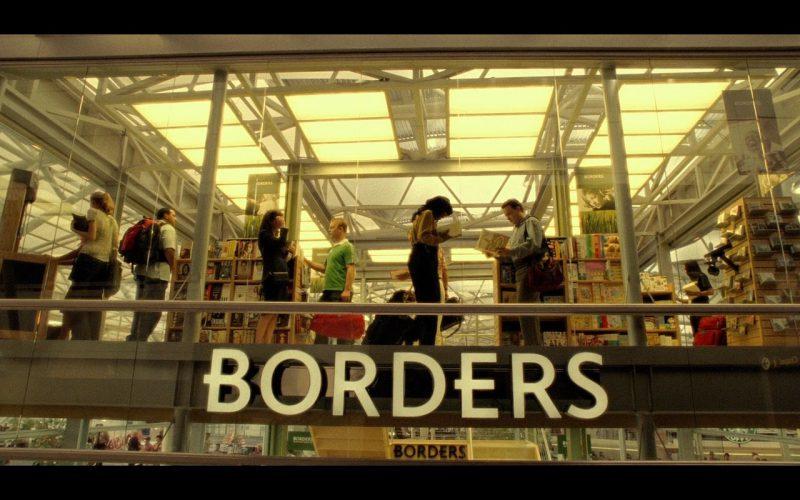 Borders Book & Music Retailer – The Terminal 2004 (1)