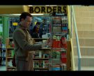 Borders & Fodor's – The Terminal (2004)